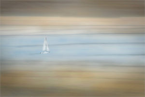 LONE SAILOR. by Geoffrey Lauder