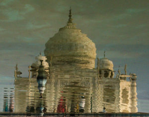 SHIMMERING TAJ by Stafford Steed