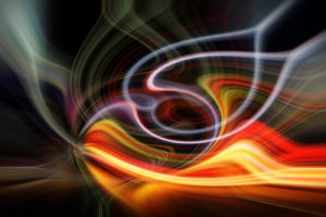 TWISTED LIGHT TWIRLS by Fiona Adamson