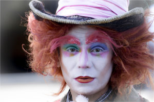 MAD HATTER by Sue Willoughby